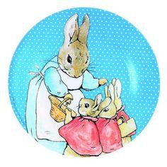 Retrouvez toute la vaisselle pour enfant Petit Jour Paris: Peter Lapin, Le Petit Prince, Mimi souris et bien d'autres