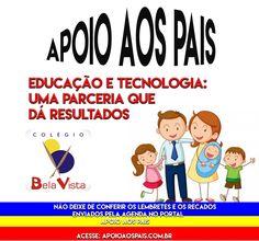 Apoio aos pais colegio bv