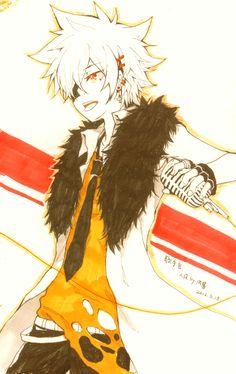 Tsunayoshi Sawada (Katekyo Hitman Reborn)