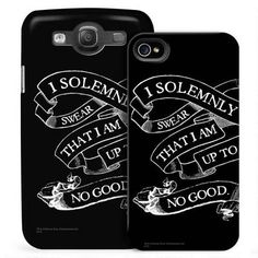 my favoriteeeeeeeeeeee Harry Potter Solemnly Swear Black Phone Case for iPhone and Galaxy This phone case features the password that opens the Maurader's Map and will protect your iPhone or Galaxy in style. Harry Potter Phone Case, Harry Potter Shop, Electronics Projects, Iphone 5s, Iphone Cases, Phone Hacks, Diy Phone Case, Cellphone Case, Galaxy Phone