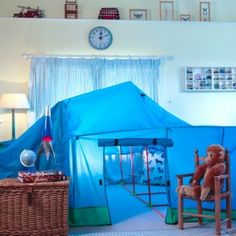 These stylish teepee tents for kids make the ultimate Children`s den. Let them enter a world of their own where they can play and relax all day long. Sorry mum and dad - no adults allowed! Kids Tents, Camping With Kids, Creative Play, Kit, Games For Kids, Small Spaces, Personalized Gifts, Nursery, Shapes