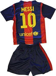 Lionel Messi 10 Home Barcelona Fc Football Soccer Kids Jersey & Short.ALL ORDERS OVER $99 GETS FREE SHIPPING WITHIN THE USA(STANDARD SHIPPING) ITEMS ARE SHIPPED FROM THE USA