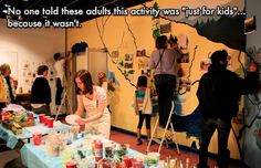 Interactives for Adults
