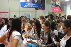 Evento gratuito aborda o crescimento do mercado de intercâmbio e conta com a presença de instituições de Ensino Superior. A feira acontece nos dias 17 e 18 de março.