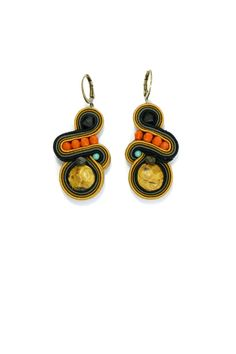 Dori Csengeri earrings | AIBIJOUX | fashion jewellery