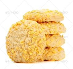 Homemade Cookies With Cornflake Chips ...  above, afternoon, background, bake, bakery, biscuit, butter, calories, candy, chip, closeup, confectionery, cookie, corn, cornflake, crumbs, delicious, dessert, detail, eating, flake, food, golden, group, heap, home, homemade, isolated, many, nobody, oat, pastry, photo, pieces, pile, shortbread, snack, square, stack, sugar, sweet, tasty, treat, unhealthy, white, yellow