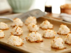 Did you know Silk® has a ton of tasty recipes, like  this one for Coconut Macaroons