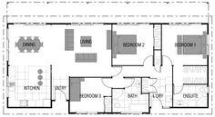 Littlewing - House Plans New Zealand | House Designs NZ | Small ...