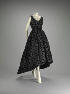 Cristobal Balenciaga, 1958  The Indianapolis Museum of Art