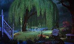 """Jolly Holiday Background Artwork Walt Disney's """"Mary Poppins"""" (Buena Vista, Mary Poppins Penguins, Mary Poppins 1964, Disney Background, Animation Background, Party Background, Animation Film, Disney Animation, Mary Poppins Jolly Holiday, Disney Concept Art"""