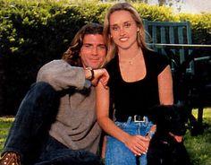 Joe Lando and wife Kirsten