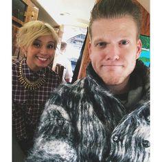 Scott and Kirstie..