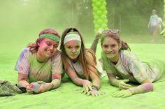 The Color Run Magyarország 2013