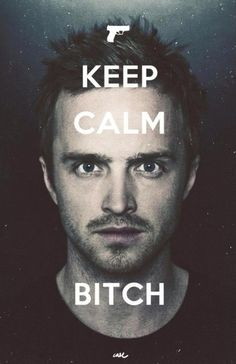 Breaking Bad...I love when he says this!!!