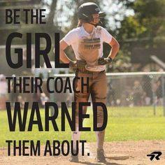 Softball Inspirational Softball Quotes, Funny Softball Quotes, Best Sports Quotes, Softball Cheers, Volleyball Quotes, Softball Bats, Fastpitch Softball, Softball Players, Sport Quotes