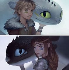 You do things… Art Disney, Disney Kunst, Punk Disney, Disney Movies, Disney Characters, Httyd Dragons, Dreamworks Dragons, How To Train Dragon, How To Train Your
