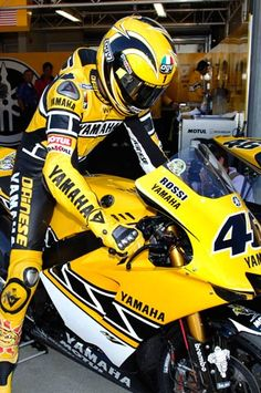 Valentino Rossi. The Master.