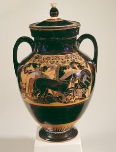 Changing Personalities – Ancient Greek Vases and Attribution | NGV