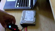 Saca la informacion de cualquier Disco Duro - Universal Drive Adapter