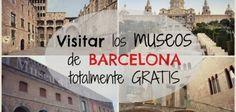 Visita los museos de Barcelona gratis