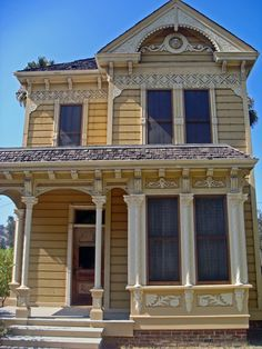 Charming old Victorian home