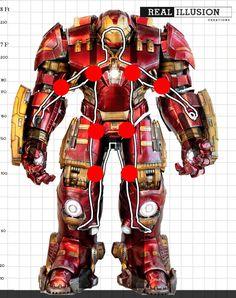 Spiderman And Spider Gwen, Iron Man Spiderman, Iron Man Hulkbuster, Iron Heart Marvel, Iron Man Kunst, Iron Man Fan Art, Sf Movies, Stark Industries, Armor Concept