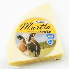Kolatun Martta lehmänmaitocheddar