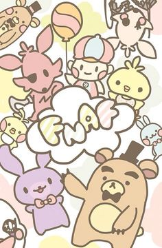 Find images and videos about kawaii, Girl and fnaf on We Heart It - the app to get lost in what you love. Five Nights At Freddy's, Good Horror Games, Scary Games, Overwatch, Fnaf Wallpapers, Fnaf Sl, Fnaf Sister Location, Fnaf Drawings, Anime Fnaf