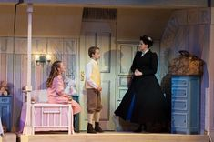 mary poppins set design chalk drawings - Google Search