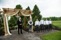 This gorgeous western Pennsylvania wedding venue truly has it all - an elegant atmosphere, scenic countryside, and an on-site coordinator to simplify the process so you can relax and enjoy!