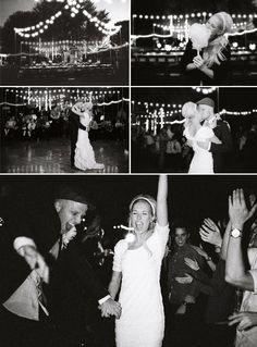 A Hip Rustic Wedding: Lex + Loren