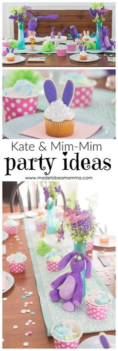 Kate & Mim-Mim Party - Made To Be A Momma