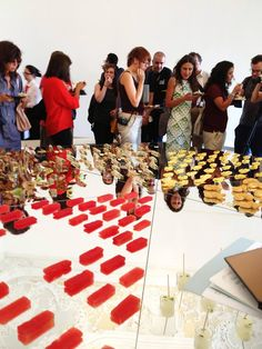 Center for Genomic Gastronomy at the Lisbon Arch. Triennale, 2013