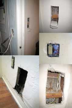 how to rewiring an old house ? - Google Search | ~My Old House ...