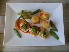 Czary w kuchni- prosto, smacznie, spektakularnie.: Smażone medliony z kurczaka z panierowanymi klusec... Plastic Cutting Board, Kitchen, Cooking, Kitchens, Cuisine, Cucina