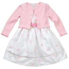 Cute Easter dress for Ivy