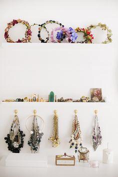 MI VESTIDOR | PEEPTOESPEEPTOES - jewelry organization