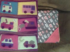Cars Book - made by Alba