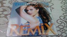 THALIA PIEL MORENA REMIX MEXICAN PROMO CD SINGLE MEXICO 1995 SHAKIRA
