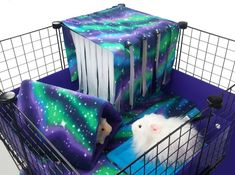Guinea Pig Market: Fleece Bedding, Liners, Cozies, Toys: C&C Cages, Midwest