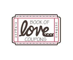 Free Printable Book of Love Coupons for Your Significant Other