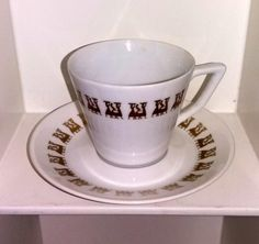 Arabia kahvikuppi OTK