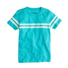 J.Crew - Boys' racing stripe tee