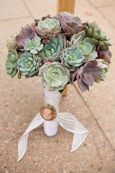 #succulent bouquet
