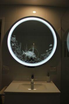 New  Mirrors  Shine Mirrors Australia On Pinterest  Round Bathroom Mirror