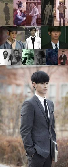 Kim Soo Hyun shares his thoughts on the many hats he wears for 'You Who Came From the Stars' | allkpop.com