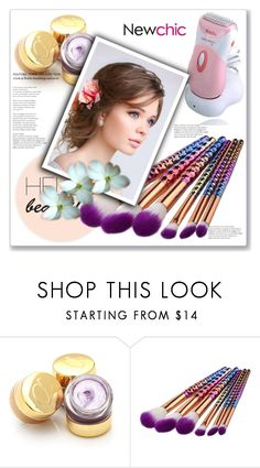 """""""newchic"""" by ajsajunuzovic ❤ liked on Polyvore featuring beauty and lovenewchic"""