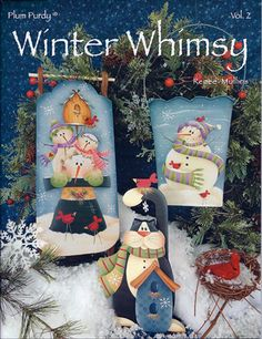 Winter Whimsy Vol # 2