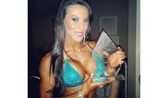 2015 IFBB Dayana Cadeau Classic Bikini - ROMINA BASUALDO  https://www.theironden.com/dayana-cadeau-ifbb-pro-bodybuilder/