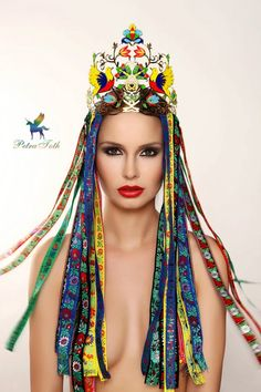 """Crown """"VESNA"""" by Petra Toth Jewellery"""